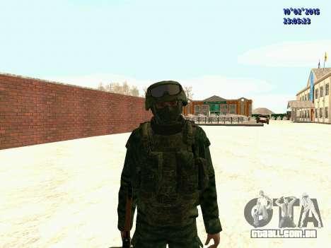 Spetsnaz MVD para GTA San Andreas