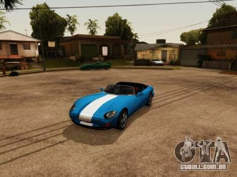 Natural Life ENB for Medium PC para GTA San Andreas terceira tela