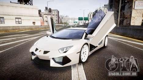 Lamborghini Aventador Hamann Limited 2014 [EPM] para GTA 4