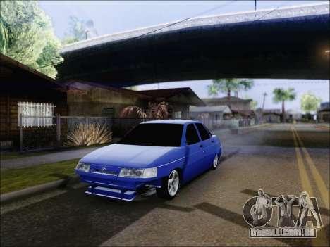 VAZ 2110 БПАN de Kemerovo para GTA San Andreas