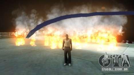 ENB Version 1.5.1 para GTA San Andreas por diante tela