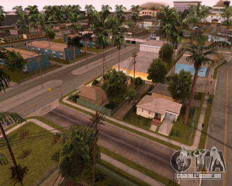 WTFresh ENB para GTA San Andreas por diante tela