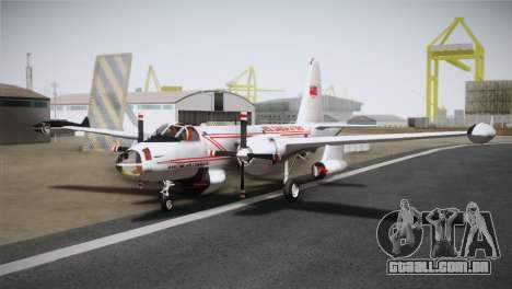 P2V-7 Lockheed Neptune JMSDF para GTA San Andreas