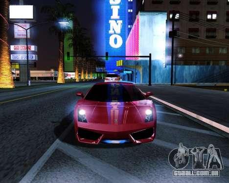ENB plus para GTA San Andreas segunda tela