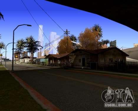 Graphic Update ENB Series para GTA San Andreas terceira tela