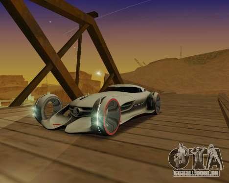 Mercedes-Benz Silver Arrows para GTA San Andreas