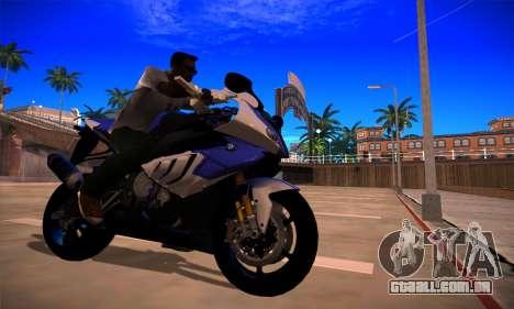 ENB Version v3.1 para GTA San Andreas terceira tela
