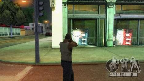 ENB Version 1.5.1 para GTA San Andreas décimo tela