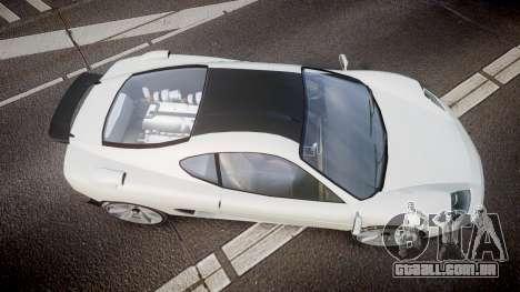 Grotti Turismo GT Carbon v2.0 para GTA 4 vista direita
