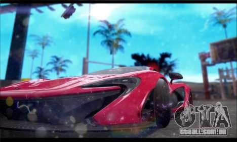 ENB GTA V para PC fraco para GTA San Andreas sétima tela