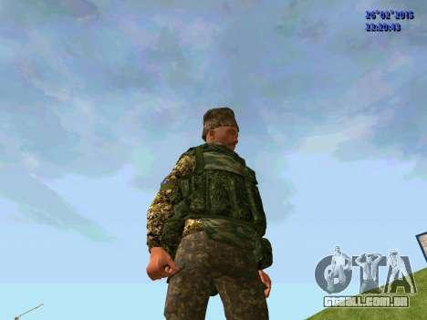Não Cossaco para GTA San Andreas segunda tela