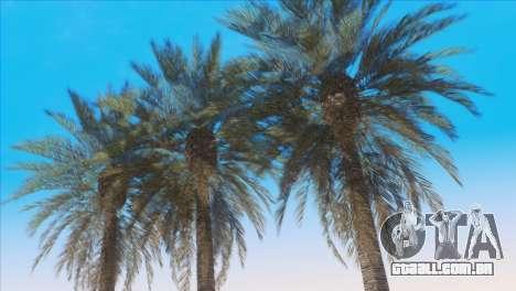 Vanilla ENB Series para GTA San Andreas quinto tela