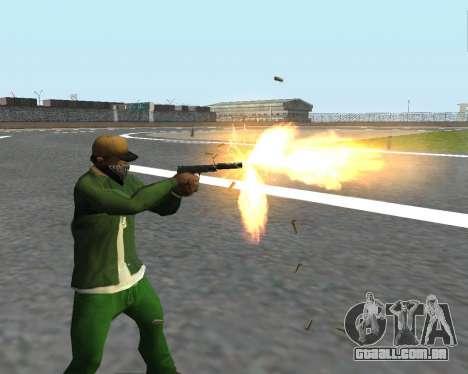 Lindas fotos de armas para GTA San Andreas décimo tela