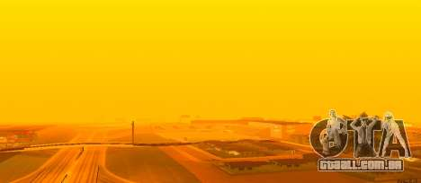 Brilhante Colormod para GTA San Andreas terceira tela