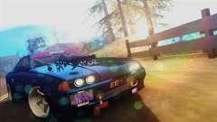 Elegy Undercover para GTA San Andreas