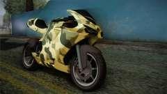 GTA 5 Bati Green