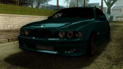 BMW 540 E39 Accuair para GTA San Andreas