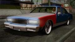 Chevy Caprice Hustler & Flow