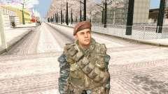 As forças especiais da URSS CoD Black Ops