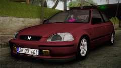 Honda Civic 1.4i S TMC
