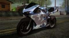 GTA 5 Bati Blue