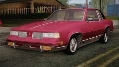 Oldsmobile Cutlass 1987 v2.2 para GTA San Andreas