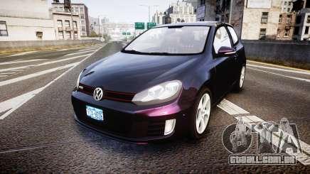 Volkswagen Golf Mk6 GTI rims1 para GTA 4