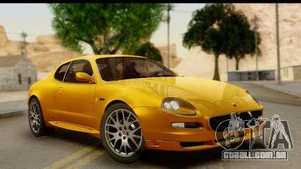 Maserati Gransport 2006 para GTA San Andreas