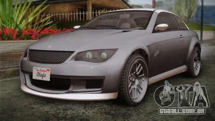 GTA 5 Sentinel para GTA San Andreas