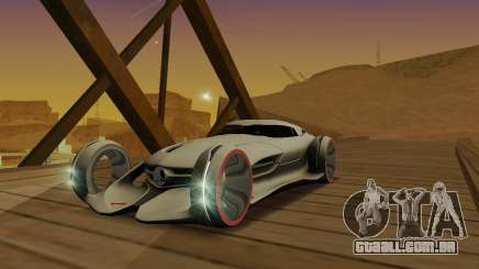 Mercedes-Benz Silver Arrows para GTA San Andreas