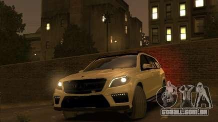 Mercedes-Benz GL500 2014 para GTA 4