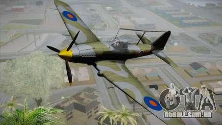 ИЛ-10 da Força Aérea russa para GTA San Andreas
