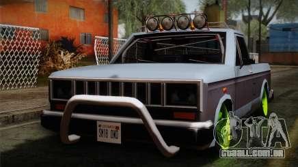 Camber Bobcat Editon para GTA San Andreas
