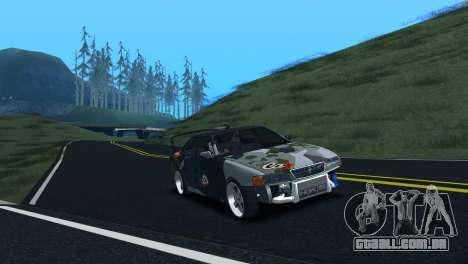 Toyota Chaser Tourer V Fail Crew para GTA San Andreas
