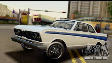 GTA 5 Vapid Blade v2 IVF para GTA San Andreas