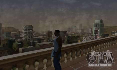 ENB Series by Hekeemka para GTA San Andreas por diante tela