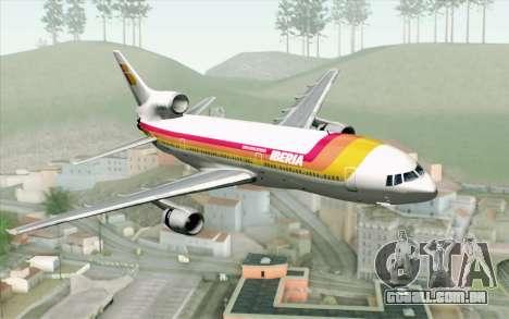 Lookheed L-1011 Iberia para GTA San Andreas