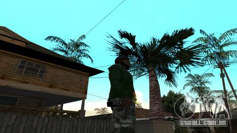 O Novo Coquetel Molotov para GTA San Andreas