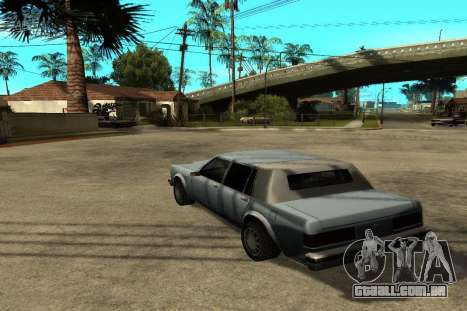 Shadows Settings Extender 2.1.2 para GTA San Andreas terceira tela
