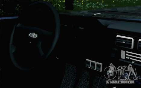 VAZ 2131 Niva 5D para GTA San Andreas vista direita