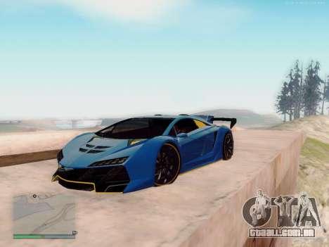 Light ENBSeries para GTA San Andreas segunda tela