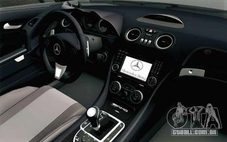 Mercedes-Benz AMG GT 2015 para GTA San Andreas vista direita