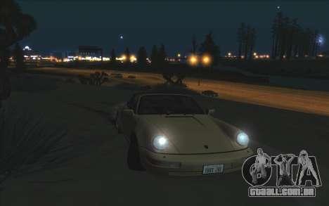 Agradável ColorMod para GTA San Andreas oitavo tela