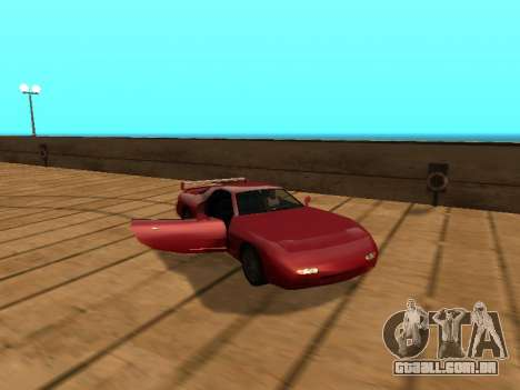 ENB v3 para GTA San Andreas segunda tela