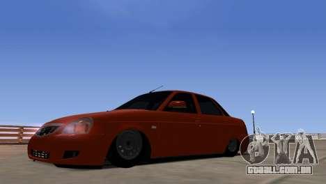 ENB por meio do PC para GTA San Andreas por diante tela