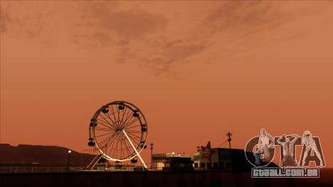 ENB Gamerealfornia v1.00 para GTA San Andreas quinto tela