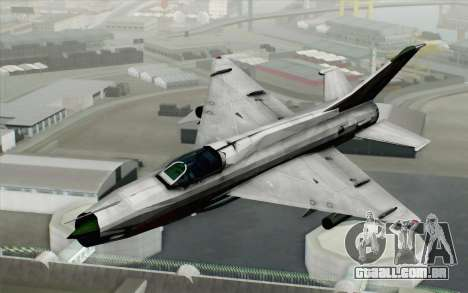 MIG-21MF Vietnam Air Force para GTA San Andreas
