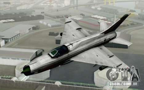 MIG-21MF Vietnam Air Force para GTA San Andreas
