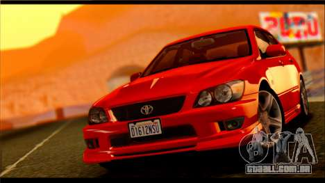 Pavanjit ENB v2 para GTA San Andreas segunda tela