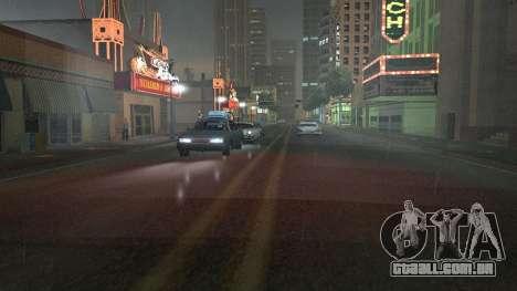 Estrada Reflexões Fix 1.0 для GTA San Andreas para GTA San Andreas quinto tela